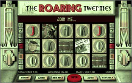 play now Roaring 20s